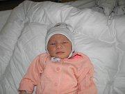 Nelinka se narodila 23. dubna mamince Lucii Mirgové z Orlové. Po porodu dítě vážilo 3260 g a měřilo 51 cm.