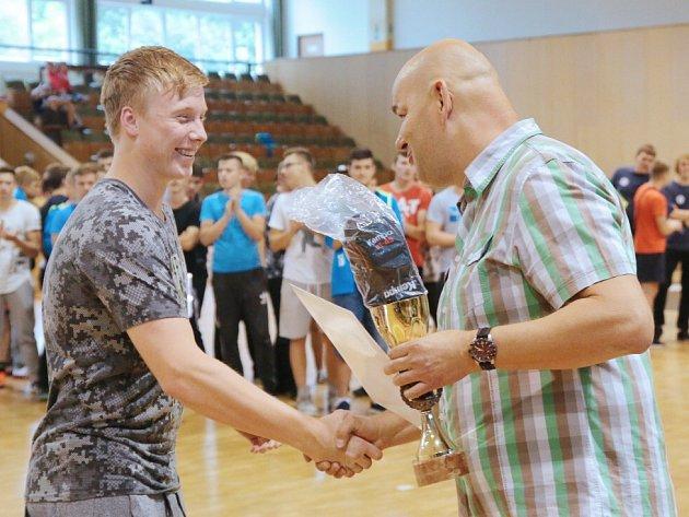 Starší dorostenci Baníku vyhráli na domácím turnaji.