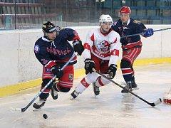 Karvinští hokejisté oplatili Opavě porážku z prvního zápasu.