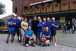 Členové PZKO z Karviné-Fryšátu vyrazili v sobotu společně s kolegy z polských Zebrzydowic na cyklovýlet do nedaleké Chotěbuzi.