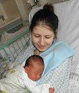Dominik Rój se narodil 26. ledna paní Veronice Schebestikové z Dolní Lutyně. Po narození chlapeček vážil 2930 g a měřil 48 cm.