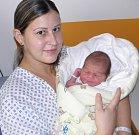 Kubíček se narodil 17. října mamince Janě Zdražilové z Karviné. Po porodu chlapeček vážil 3480 g a měřil 53 cm.