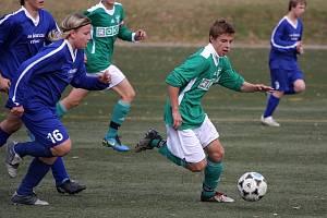 Mládežníci odehráli další zápasy.