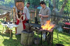 Na prvního máje zahájila návštěvnickou sezonu Kotulova dřevěnka v Havířově.