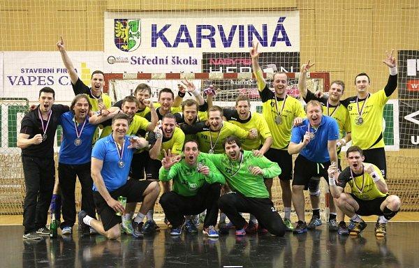 Brno slaví zisk bronzových medailí.
