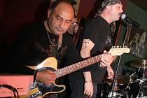Poslední koncert skupiny Blues company v havířovském Jazz clubu.