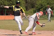 Orlovským baseballistům se letos vyloženě daří.