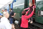 Regionální den železnice odstartoval v sobotu 28. září 2019 v Bohumíně.