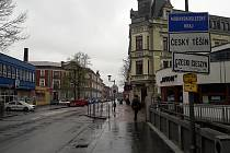 Kavárna Avion Český Těšín, jedno z míst konání Ullmanovských slavností.
