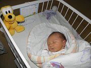 Tomášek se narodil 6. ledna paní Lucii Celbrové z Karviné. Po porodu chlapeček vážil 3290 g a měřil 51 cm.