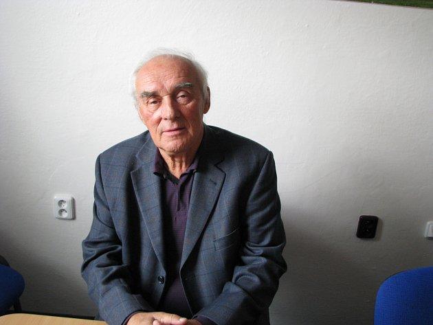 František Horváth, předseda SKV Havířov.