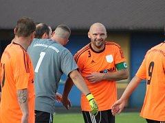 Petrovičtí fotbalisté se mohou radovat, už jsou v první pětce tabulky.