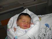 Miriam Elizabeth Balážová se narodila 25. prosince paní Markétě Balážové z Ropice. Po porodu dítě vážilo 3800 g a měřilo 53 cm.
