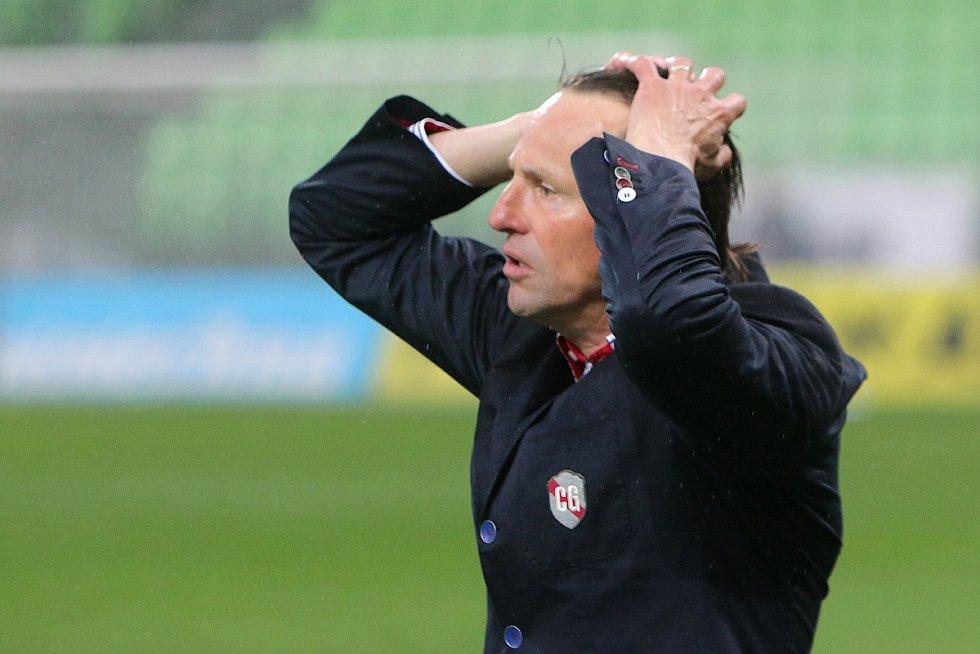 Trenér František Straka proměnil herní tvář Karviné k nepoznání.