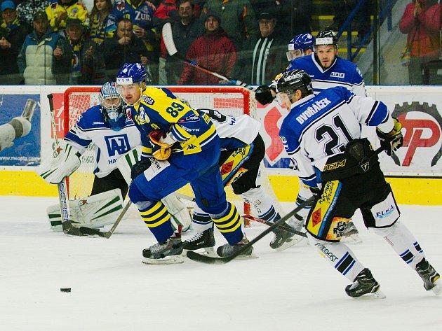 Havířovští hokejisté na ledě Přerova prohráli.