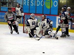 Hokej: Havířov - K. Vary