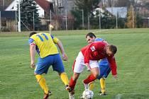 Fotbalisté ČSAD byli opět blízko alespoň bodu.