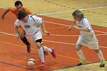 Futsal je v Havířově populární. I když druholigový tým Slavie skončil, hraje se aspoň Havířovská Refotal liga.