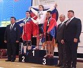 A medaile je doma. Martin Štreichl získal stříbro.