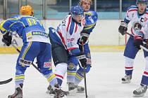 Budou orlovští hokejisté znovu nastupovat ve druhé lize? To závisí výhradně na penězích.