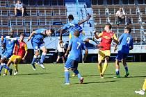 Havířovští fotbalisté se na třetí pokus dočkali výhry.