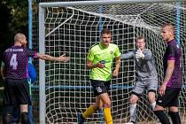 Bohumín doma dostal tři góly a prohrál.