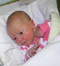 Druhá dcerka Sofie Horsinková se narodila 16. září mamince Lence Horsinkové z Karviné. Porodní váha holčičky byla 3610 g a míra 53 cm. Sestra Julinka se na miminko moc těší.