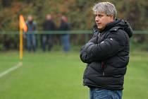 Pavel Poledník, někdejší ligový rozhodčí, aktuálně trenér Orlové v MSFL.