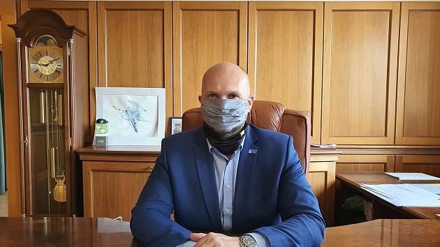 Primátor Havířova Josef Bělica (ANO).