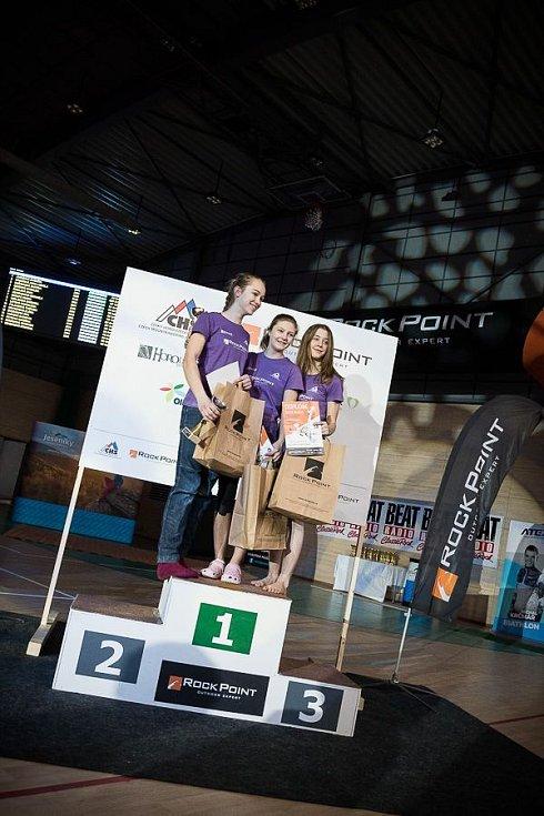 Markéta Janošová zase vyhrála mezi dívkami do 16 let.