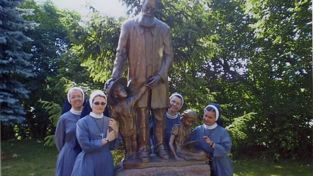 Sestry Služebničky žijí ve Starém Bohumíně už 50 let.