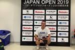 Ivan Karabec v Japonsku.