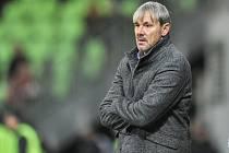 Sportovní ředitel fotbalistů MFK Karviná Lubomír Vlk.