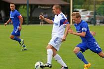 Petrovičtí fotbalisté doma zklamali.