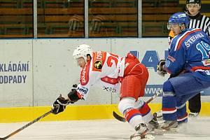 Orlovští hokejisté zabrali a získali tři body. Ale potřebují další.