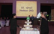 Setkáním se zástupci podporovaných neziskových organizací, představitelů měst a OKD si Nadace OKD v Horní Suché připomněla 10 let od svého založení.