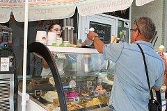 Havířovské zmrzlinářství nabízí i zmrzlinu s obsahem alkoholu.