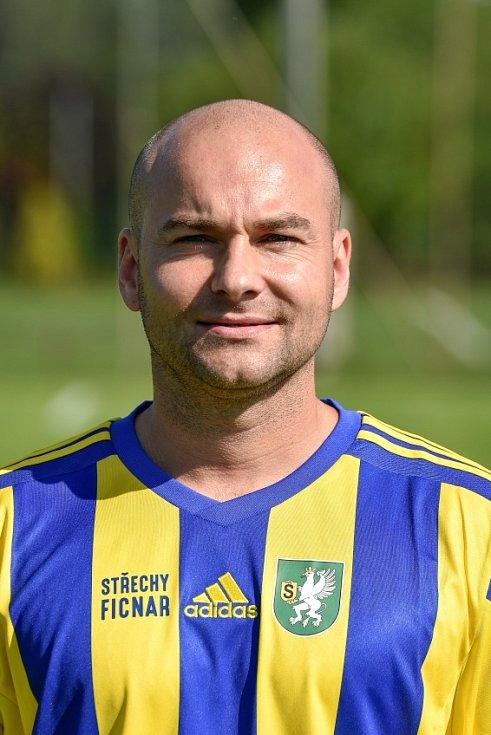 Josef Zoller, SK Stonava