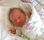 Terezka Opolková se narodila 29. dubna paní Petře Opolkové z Doní Lutyně. Porodní váha holčičky byla 3180 g a míra 48 cm.