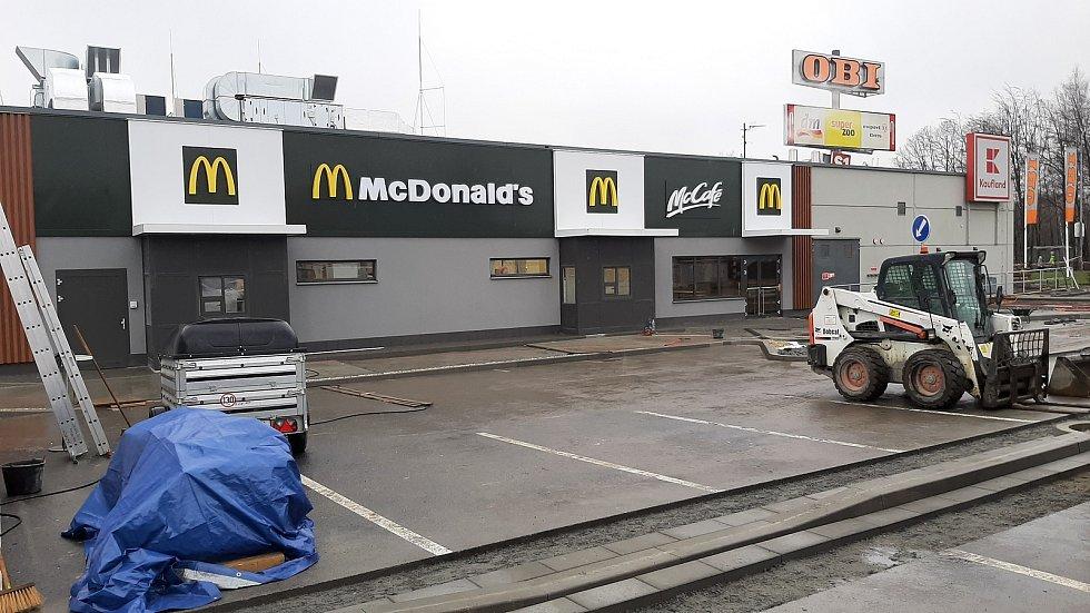 Restaurace McDonald´s v Havířově by  mohla být otevřena už koncem května.