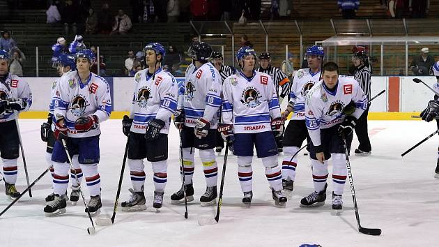 Orlovští hokejisté jsou blízko vítězství v základní části.
