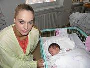 Laurinka Horváthová se narodila 18. ledna mamince Pavlíně Hrdé z Karviné. Po narození holčička vážila 3130 g a měřila 50 cm.