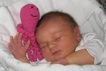 Eliška Pietrowicz se narodila 5. března paní Sandře Kuželové z Orlové. Po porod miminko vážilo 3800 g a měřilo 50 cm.