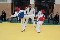 IV. ročník turnaje O velikonoční frgál – Havířov cup 2015 v Taekwondo W.T.F.