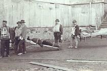 Rok 1894. Největší neštěstí v ostravsko-karvinském uhelném revíru. Jámy Františka a Jan.