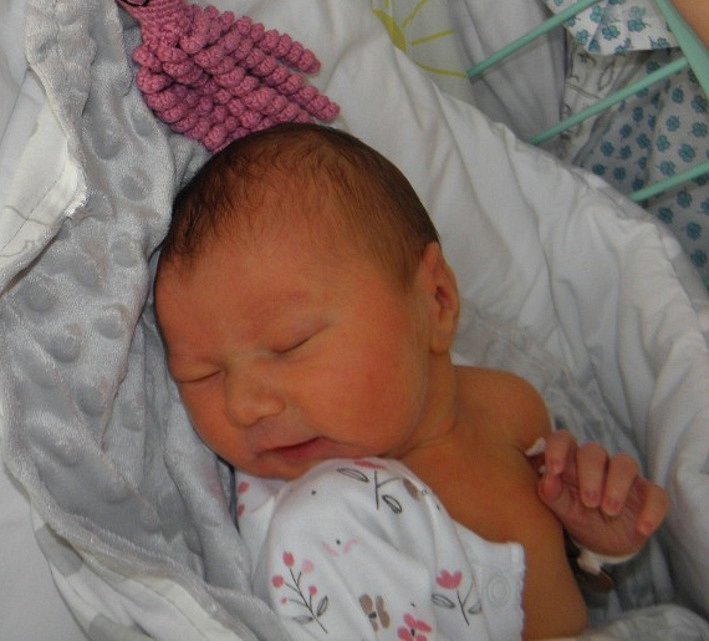 Olívie Lisá se narodila 18. listopadu paní Markétě Medulové z Havířova. Po porodu miminko vážilo 3130 g a měřilo 46 cm.