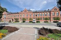 Historická budova radnice v Bohumíně. Foto: Pavel Čempěl