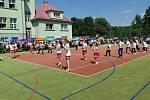 Sobotní odpoledne na Základní škole Frýdecká v Havířově patřilo Radovánkám.