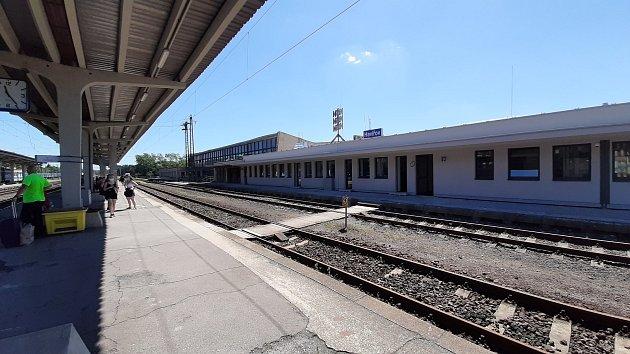 Havířov má novou odbavovací budovu vlakového nádraží