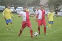 Orlovští fotbalisté zabodovali venku.